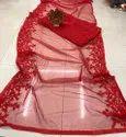 Banglori Silk Net Saree