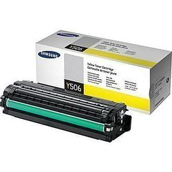 Samsung CLT - Y506S / XIP Yellow Toner Cartridge