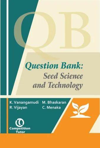 Competitive Exam Books - Objective Plant Pathology Book
