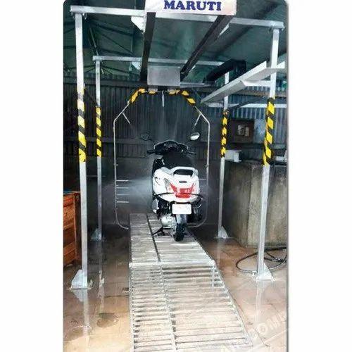 Bike Washing Machine >> Automatic Bike Washing Machine