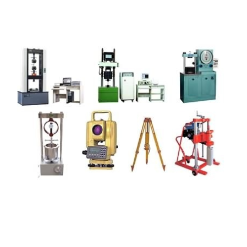 Civil Engineering Lab Equipment - Civil Engineering Lab