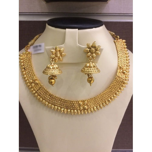 8218b2b15 Gold Plated Imitation Jewellery Set, Gold Plated Jewellery - MGR ...