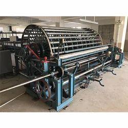 Yarn Warping Machine