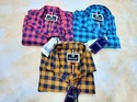 Mens Cotton Check Shirts, Size: M, L And Xl