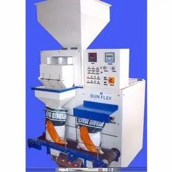 Semi Automatic Pouch Filling Machine
