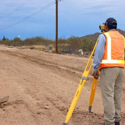 Highway Construction Survey Service