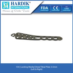 Locking Medial Distal Tibial Plate 3.5mm