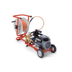 Water Jetter Drain Cleaning Machine