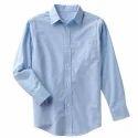 Boys Plain Shirt