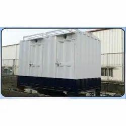 GI Bio Toilet Cabin