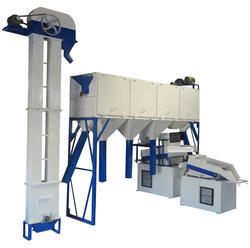 Grain Cleaning & Milling Plants for Distillery