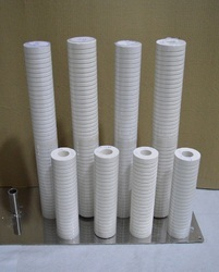Cellulose Resin Bonded Filter Cartridge