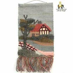 Jute Weaving Wall Hanging