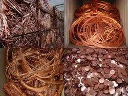 Golden Wire Copper Scrap, Grade: Grade A