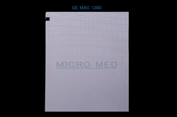 ECG Paper for GE Mac 1200