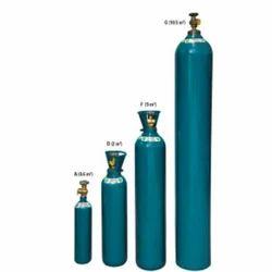 Argon Uhp Grade Gas Cylinder