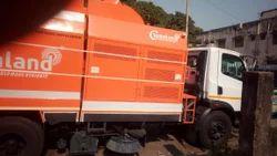 Sweeper Trucks For Road