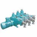 Three Phase Multiple Head Metering Pumps