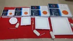 AVT G.M Type LED Light Panel 9 Watt Panel for Ceiling