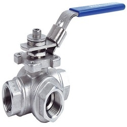 Stainless Steel Ball Valve DBB-10 Series Full Bore
