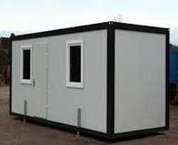 Prefabricated Project Offices