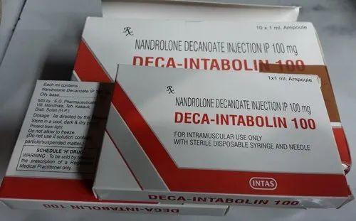 Deca-Intabolin 100 mg pill