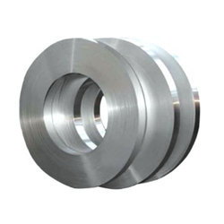 Stainless Steel Slitted Coil 2BCR / N4pvc / BA Finish / BApvc Finish