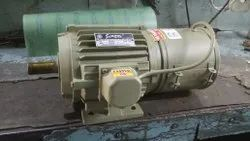 7.5 HP Three Phase AC Induction Motor