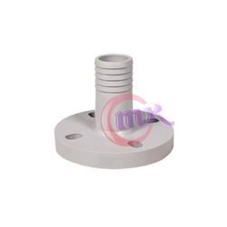 PP Hose Nipple Flange End
