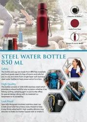 Steel Water Bottle 850mL - Giftana