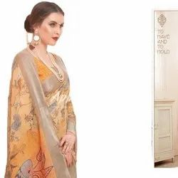 Pure Lilan Saree