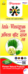 Amla Wheat Grass Juice 500 ml