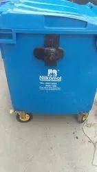 1100L Wheel Dustbin