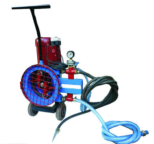 Metro 10 Mtrs Electrical Tube Cement Slurry Grout Pump