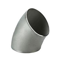 Buttweld 45 deg Short Radius Elbow
