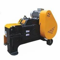 38mm Orange Gold Steel Bar Cutting Machine