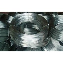 Hot Dip Fine Finish GI Binding Wire, Thickness: 0.12 mm