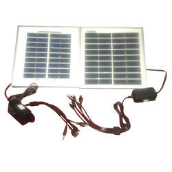 Black SAV Power Electronics Solar Mobile Charger