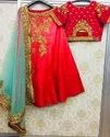 Designer Blouse Ladies Lehenga