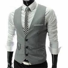 XL Multicolor Waistcoat