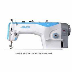 Jack F4 Direct Drive Single Needle Lock Stitching Machine