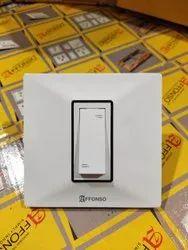 Affonso 10AMP Two Way Rocker Modular Switches