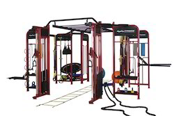Cross Fit 360 Gym Machine