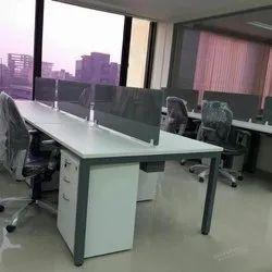 Open Desking Linear Workstations