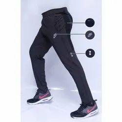 Male Nike Polyester Lycra Track Pant