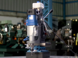 Keyway Portable Milling Machine