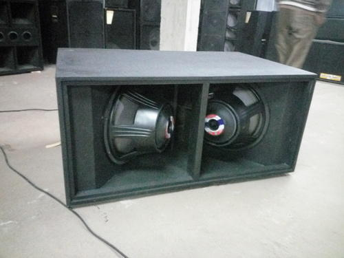 Dj Bass Duai 18 Bass Manufacturer From Indore