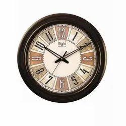 Plastic Wall Promotion Clock, Size: 355X355 mm