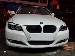 Bmw 3 Series E90 Front Grill Full Black M Style Look