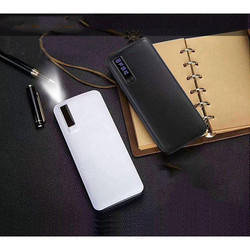Leather Finish Large Power Bank